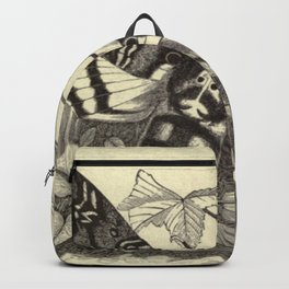 Death's-head Moth Backpack