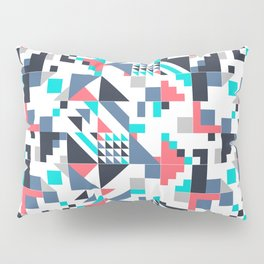 Geometric Pillow Sham