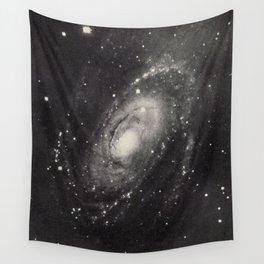 Nebula M81 Ursa Major Wall Tapestry