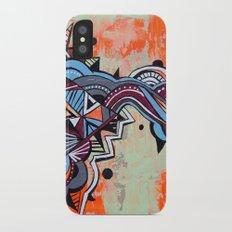 loud iPhone X Slim Case