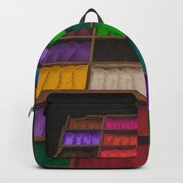 The Colors of Kathmandu City 01 Backpack