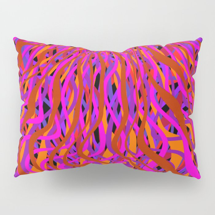 rise and fall Pillow Sham