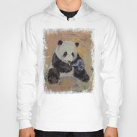 cigarette Hoodies featuring Cigarette Break by Michael Creese