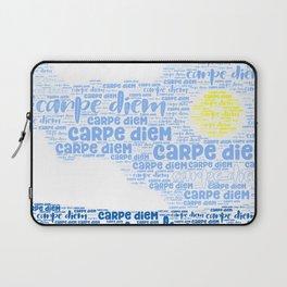 Carpe Diem (Sun) Laptop Sleeve