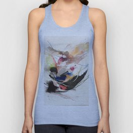 Day 64: Second, third, and fourth guessing and knowing that nothing comes from guessing. Unisex Tank Top