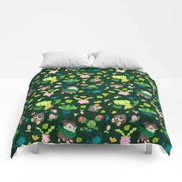 Razor Leaf Comforters