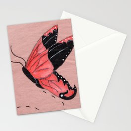 Resilient Wings Stationery Cards