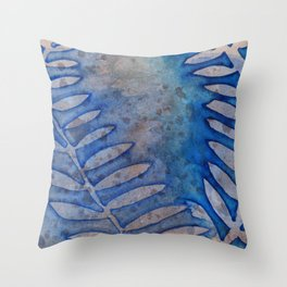 Negative Nature No. 2 Throw Pillow