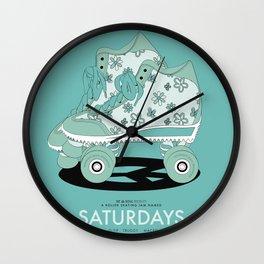 De La Soul - A Roller Skating Jam Named Saturday - 1991 Wall Clock