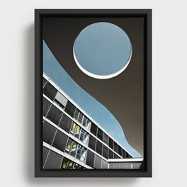Point of View Framed Canvas