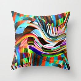 S Q U I S T Throw Pillow