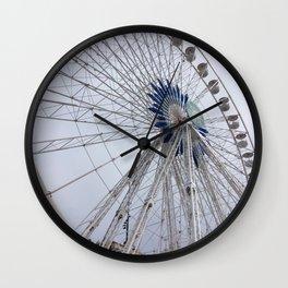 La Grande Roue de Marseille Wall Clock