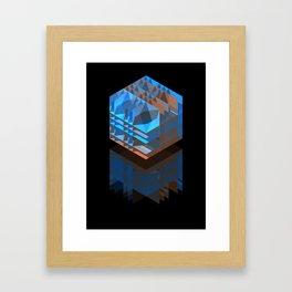 Edifice Framed Art Print