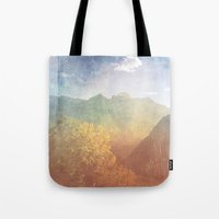 montana Tote Bags featuring Montana by Tosha Lobsinger is my Photographer
