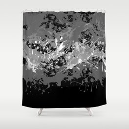 Fluid Shower Curtain