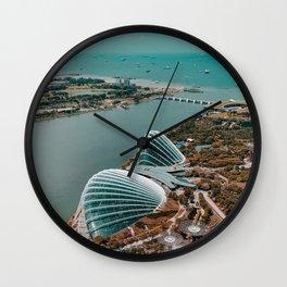 Landscape Photography by karan jariwala Wall Clock