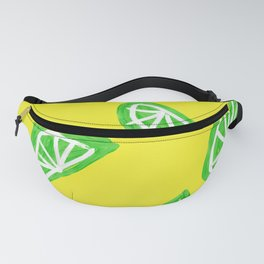 Lime Squeeze Fanny Pack