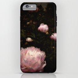 Peony 9 iPhone Case