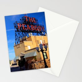 The Peabody Memphis Stationery Cards