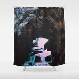 KEŸ Shower Curtain