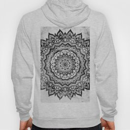 BLACK JEWEL MANDALA Hoody