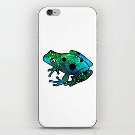 Frog II iPhone Skin