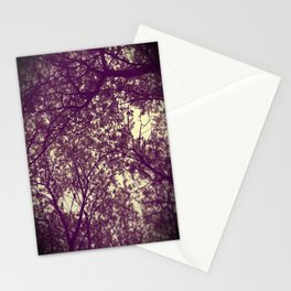 look up. Stationery Cards
