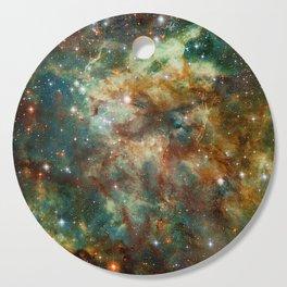 Part of the Tarantula Nebula Cutting Board