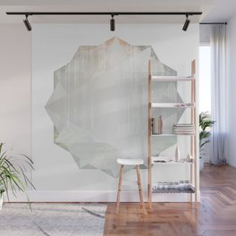 Poly Forest Wall Mural
