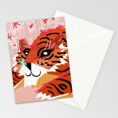 A sweet encounter Stationery Cards