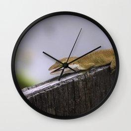 Little Lizard Wall Clock