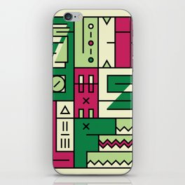 Play on words   Such is life iPhone Skin