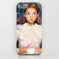 a tea with Alice iPhone 6s Slim Case