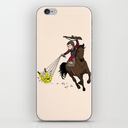 Curious George/Planet of the Apes iPhone Skin