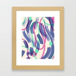 Sonda Framed Art Print