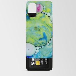 Bubbles-At - Gazer Android Card Case