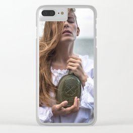 Don't Give up the Ship Clear iPhone Case