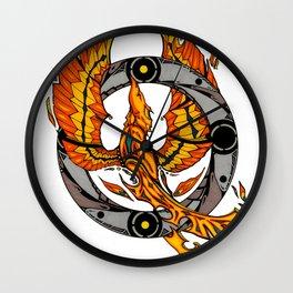 P H O E N I X Wall Clock