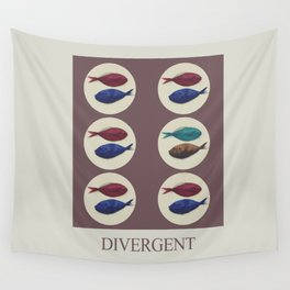 Divergent Wall Tapestry