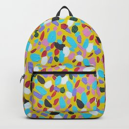 Chasing the Sun Abstract Art Backpack