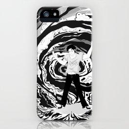 Percy Jackson: Hurricane iPhone Case