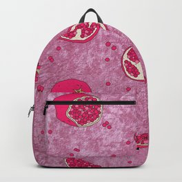 Crushed Pomegranate Backpack