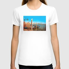 Venice Italy Europe Art T-shirt