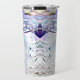 Diamond Light Consciousness Travel Mug