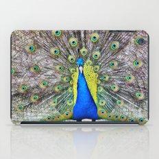 Peacock Display iPad Case