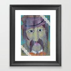 Check Out My Stash Framed Art Print