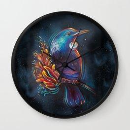 Morena Matariki Wall Clock