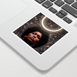 Goddess Above Sticker