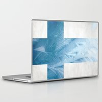 finland Laptop & iPad Skins featuring Finland by Fernando Vieira