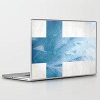 finland Laptop & iPad Skins featuring Finland by Fernando Vieira
